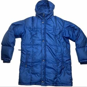 Bogner Goose Down Puffer Parka hooded